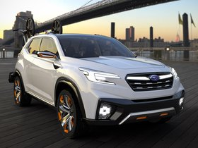 Ver foto 2 de Subaru Viziv Future Concept 2015