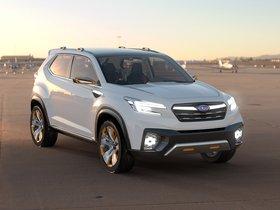 Ver foto 8 de Subaru Viziv Future Concept 2015