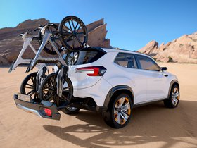 Ver foto 7 de Subaru Viziv Future Concept 2015