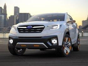Ver foto 6 de Subaru Viziv Future Concept 2015