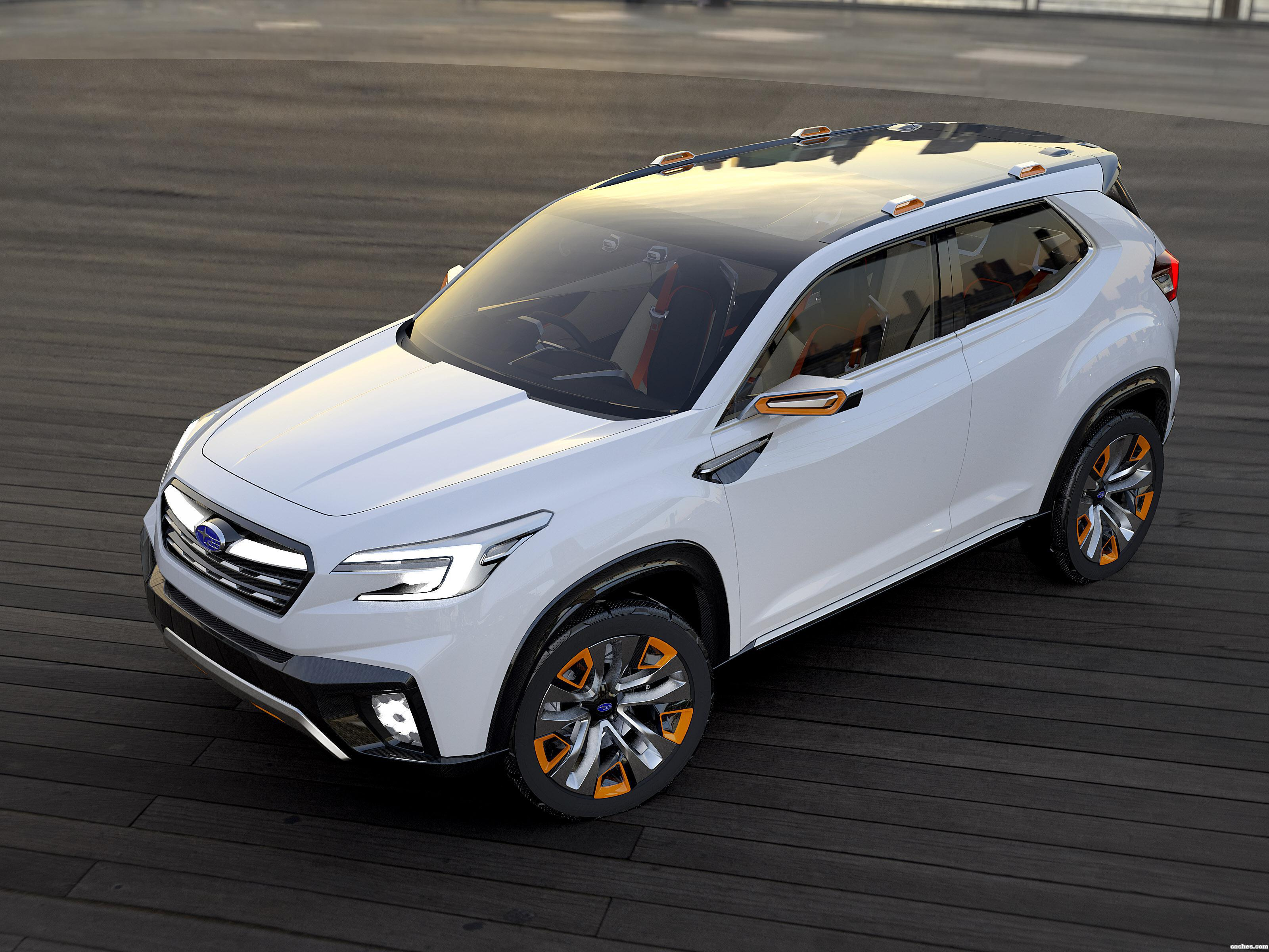 Foto 0 de Subaru Viziv Future Concept 2015