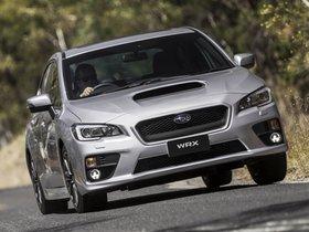 Ver foto 8 de Subaru WRX Australia 2014