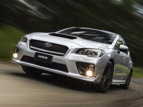 Ver foto 6 de Subaru WRX Australia 2014