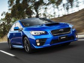 Ver foto 1 de Subaru WRX Australia 2014