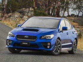 Ver foto 12 de Subaru WRX Australia 2014