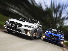 Ver foto 11 de Subaru WRX Australia 2014