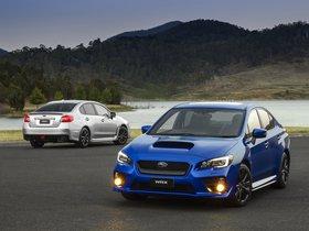 Ver foto 10 de Subaru WRX Australia 2014