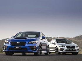 Ver foto 9 de Subaru WRX Australia 2014