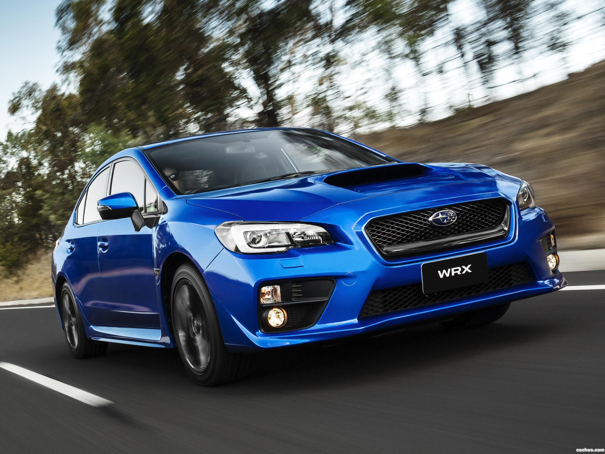 Foto 0 de Subaru WRX Australia 2014