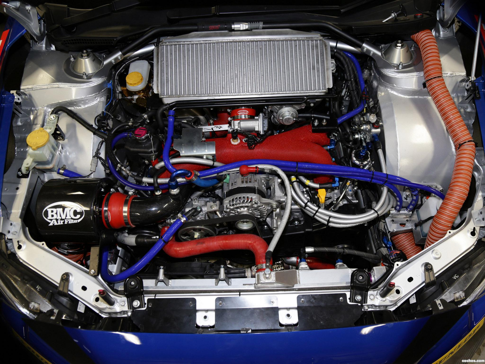 Foto 19 de Subaru WRX STI Race Car 2014
