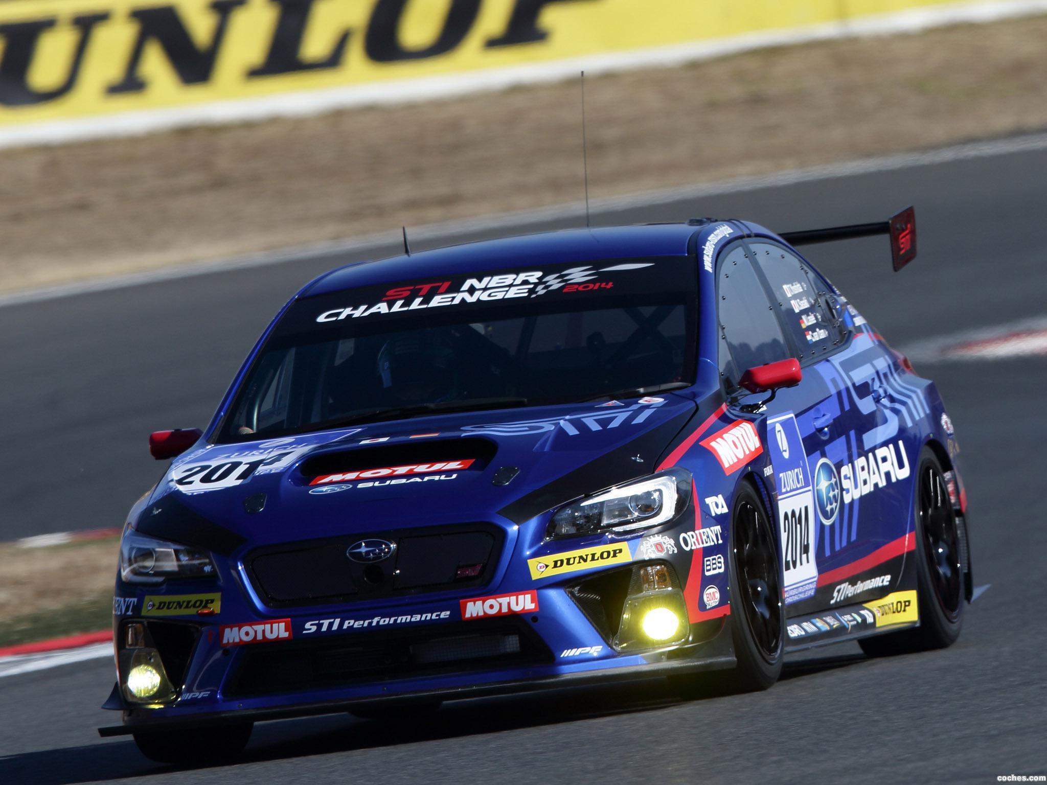 Foto 6 de Subaru WRX STI Race Car 2014