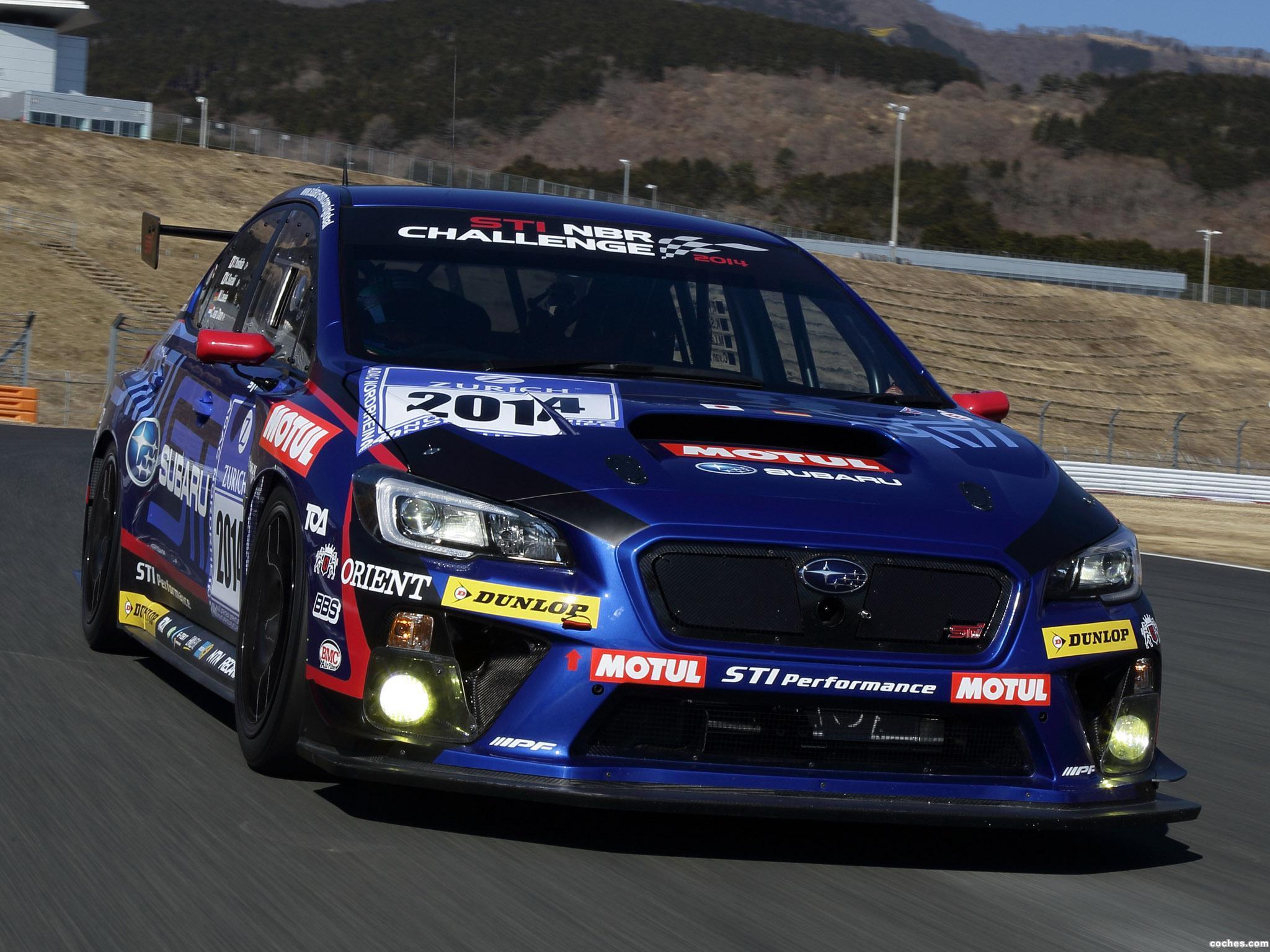 Foto 0 de Subaru WRX STI Race Car 2014