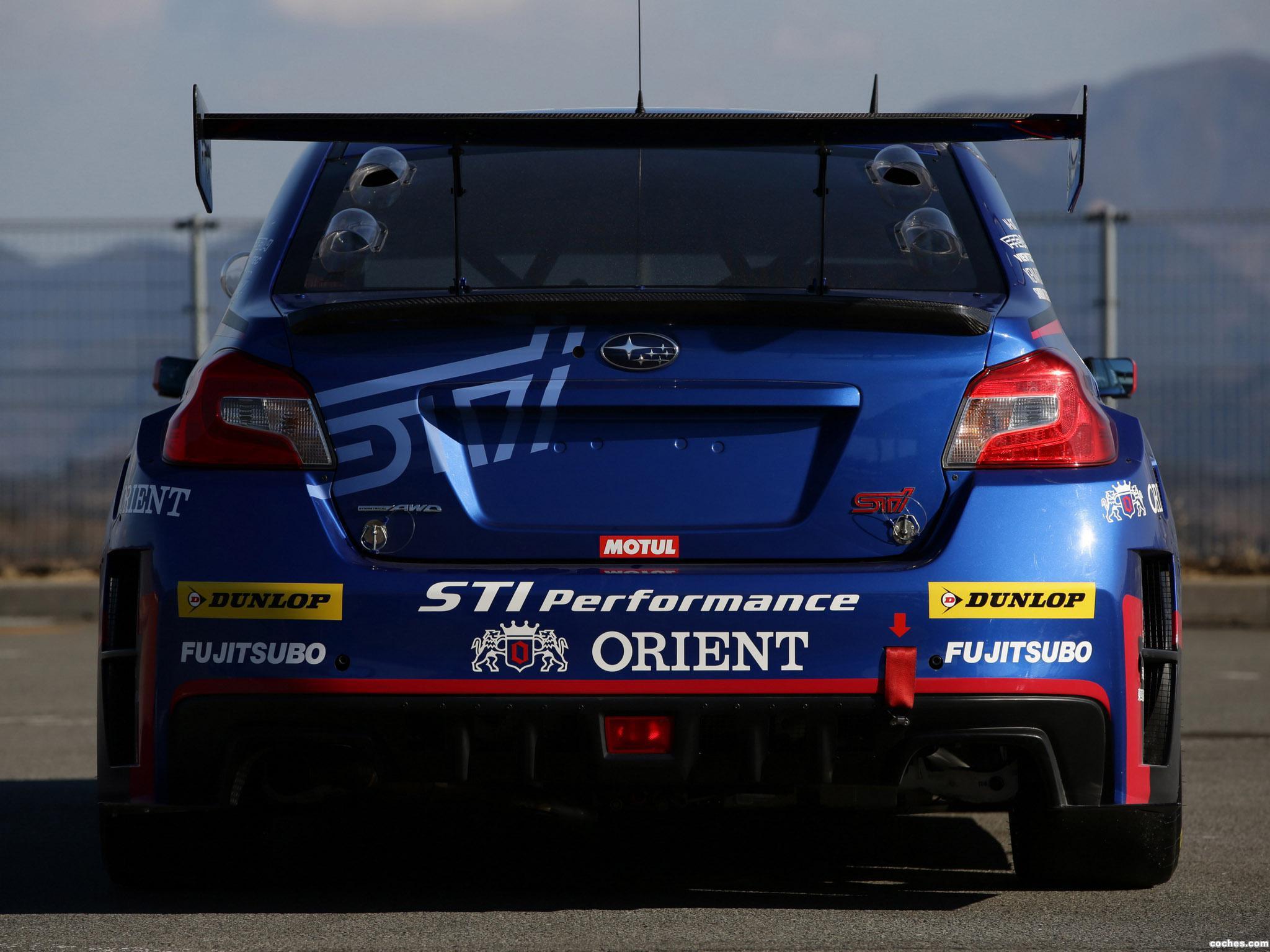 Foto 11 de Subaru WRX STI Race Car 2014