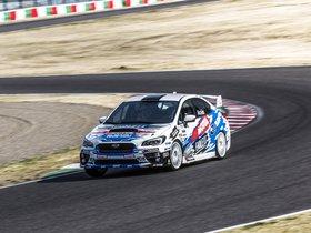Ver foto 6 de Subaru WRX STI Rally Car 2015