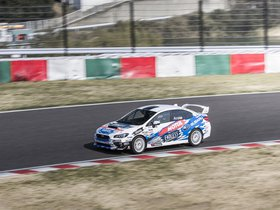 Ver foto 5 de Subaru WRX STI Rally Car 2015