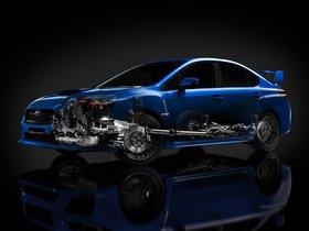 Ver foto 9 de Subaru WRX STI 2014