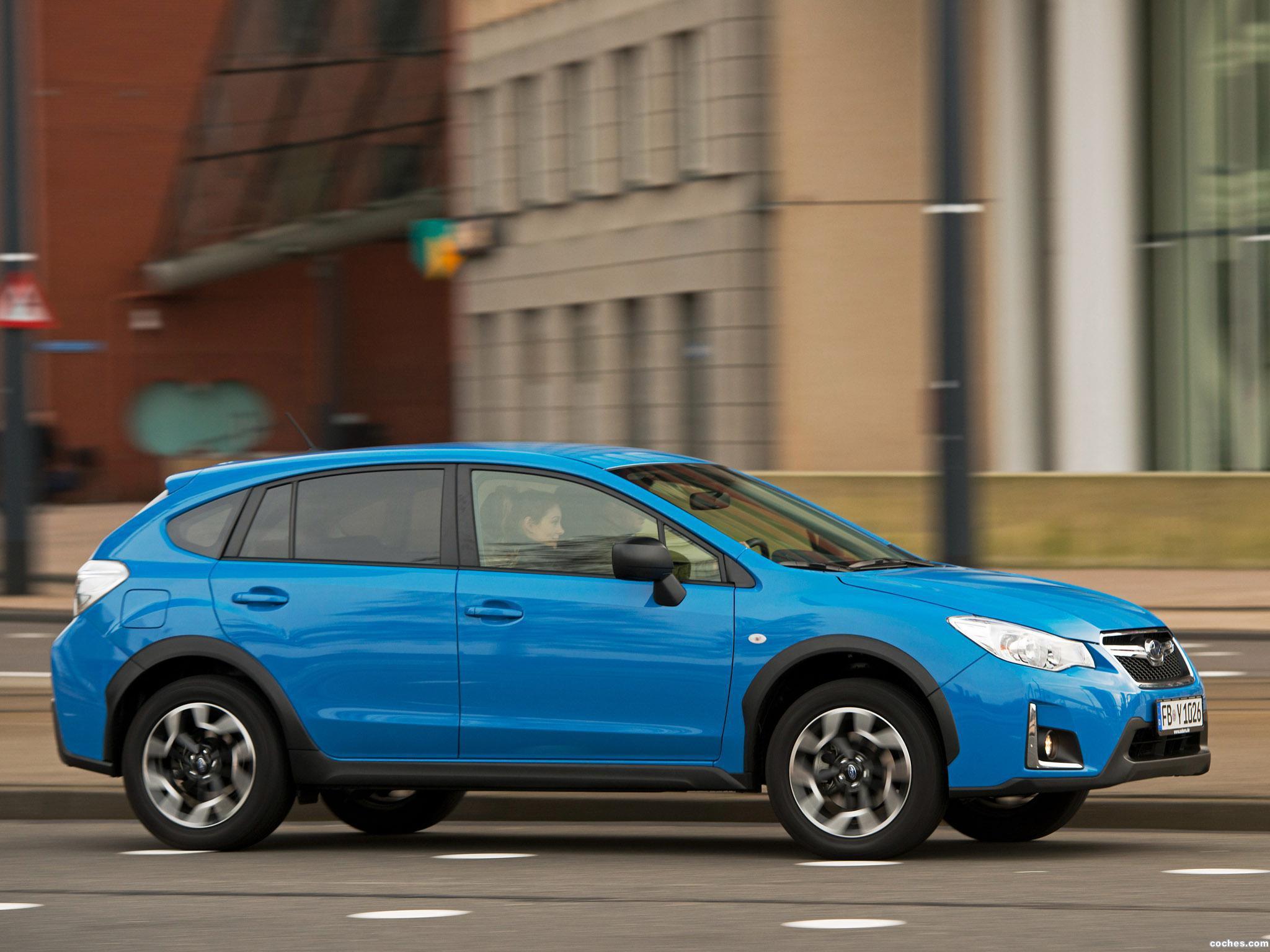 Foto 5 de Subaru XV 2016