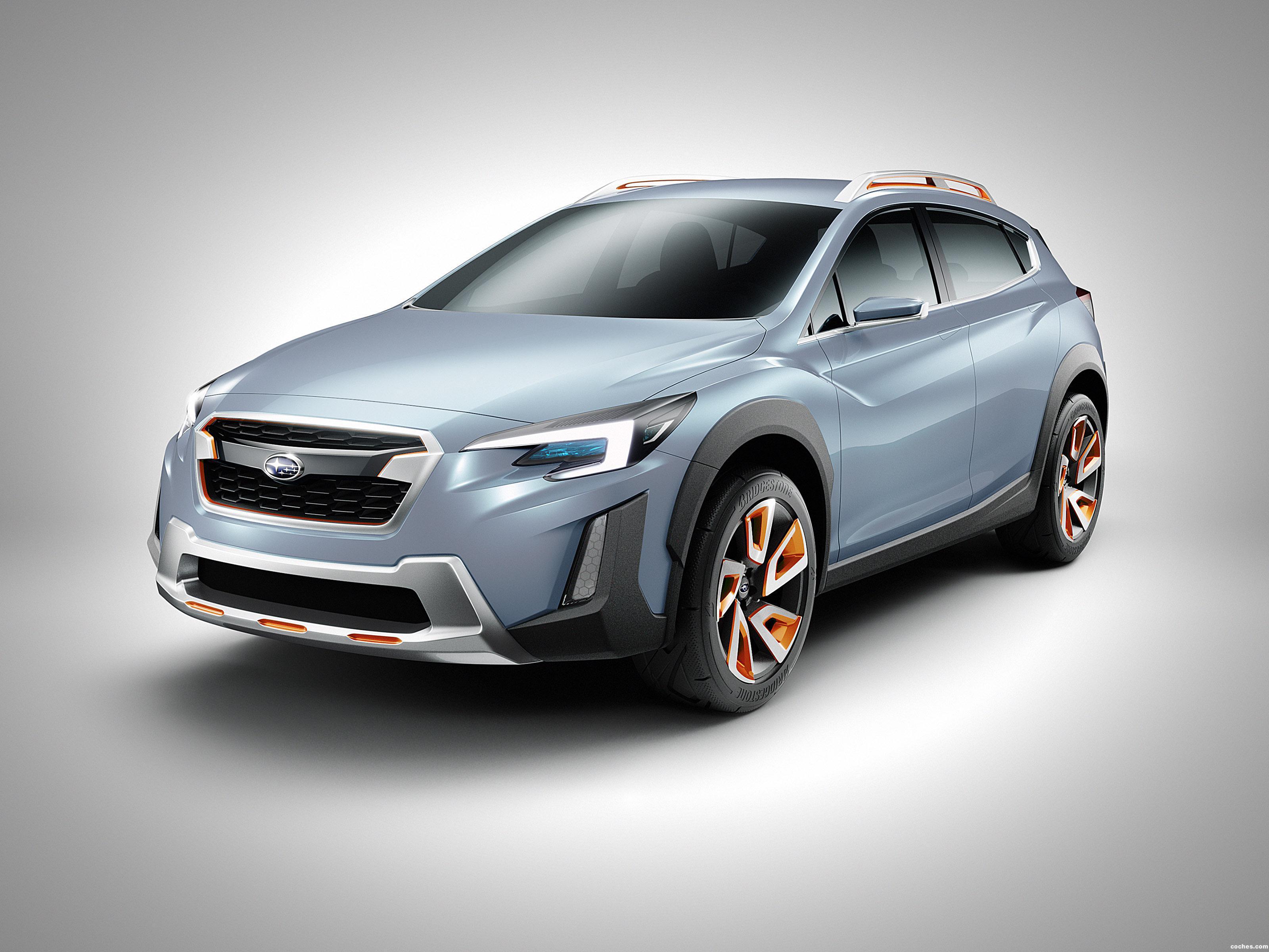 Foto 0 de Subaru XV Concept 2016