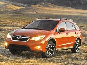 Ver foto 1 de Subaru XV Crosstrek 2012