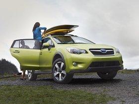 Ver foto 6 de Subaru XV Crosstrek Hybrid 2013