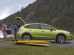 Ver foto 4 de Subaru XV Crosstrek Hybrid 2013