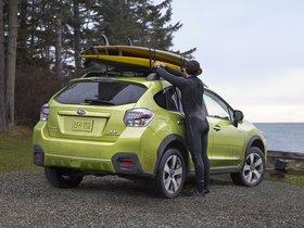 Ver foto 8 de Subaru XV Crosstrek Hybrid 2013