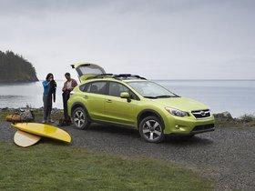 Ver foto 7 de Subaru XV Crosstrek Hybrid 2013