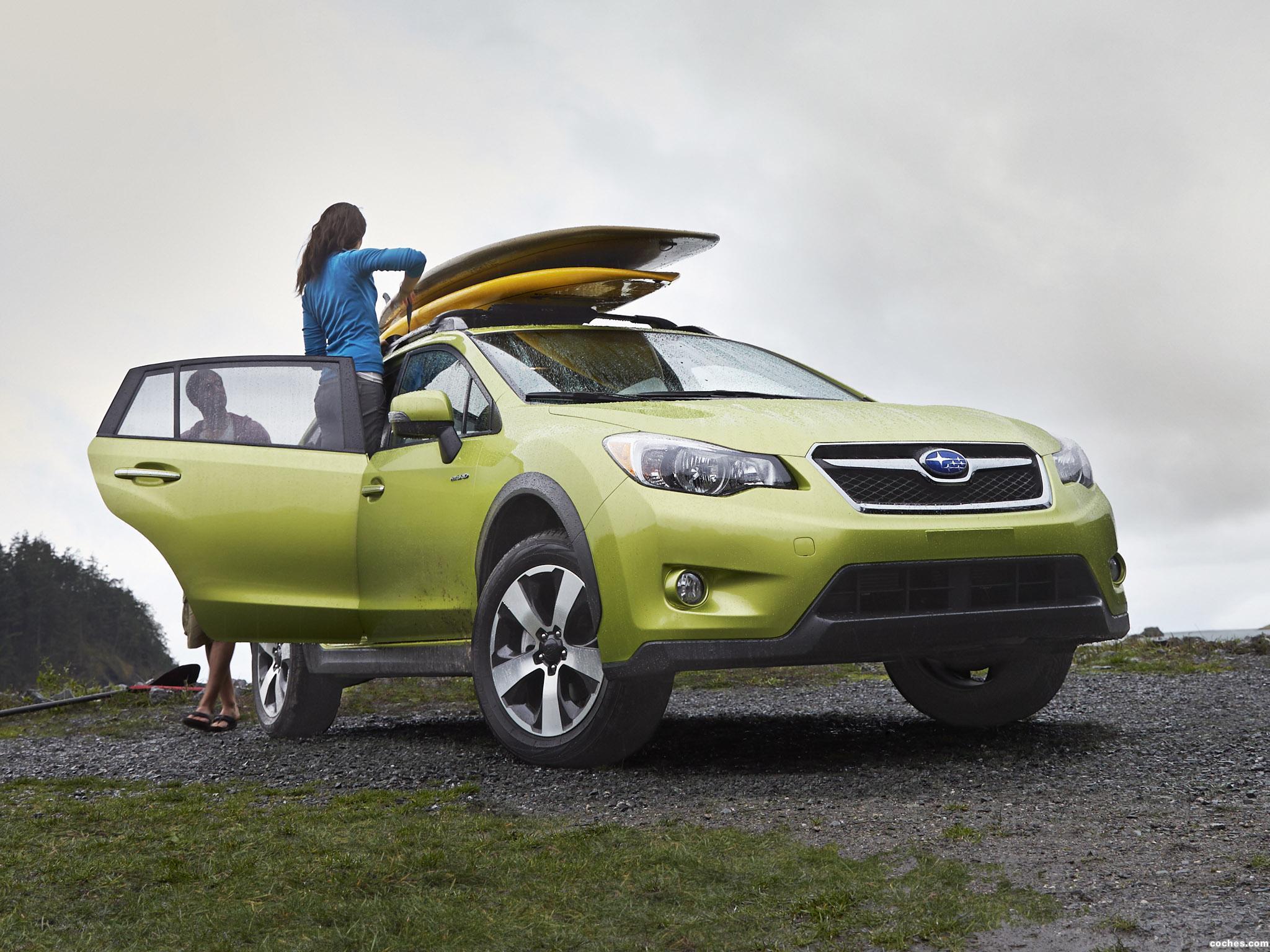 Foto 5 de Subaru XV Crosstrek Hybrid 2013