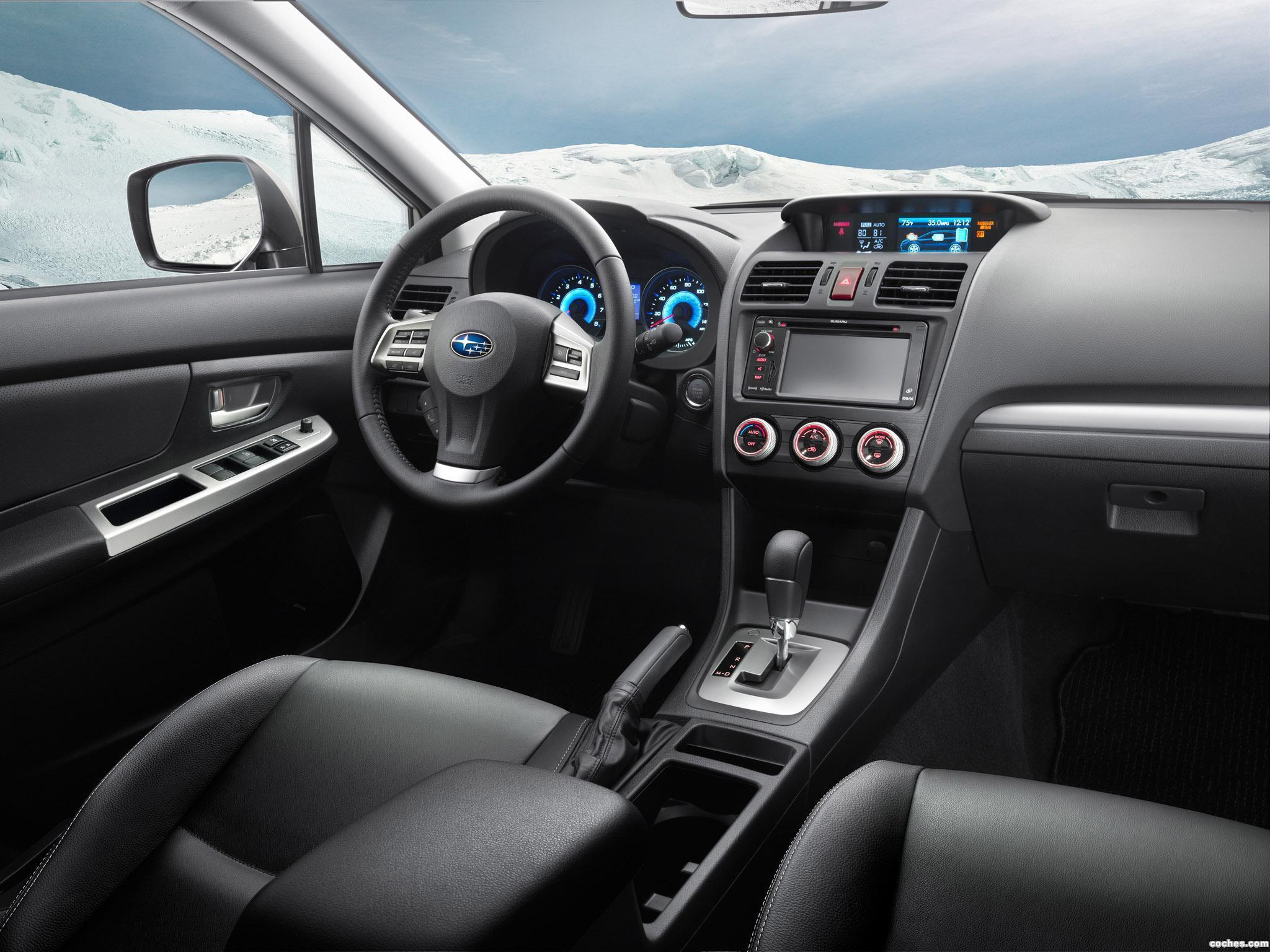 Foto 12 de Subaru XV Crosstrek Hybrid 2013