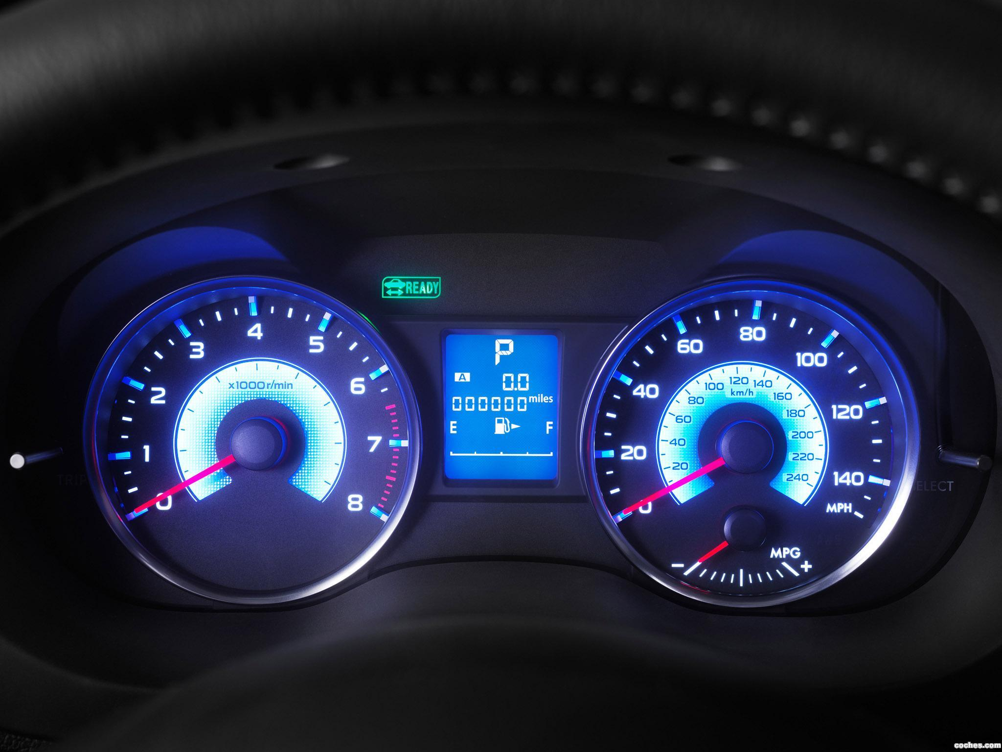 Foto 11 de Subaru XV Crosstrek Hybrid 2013