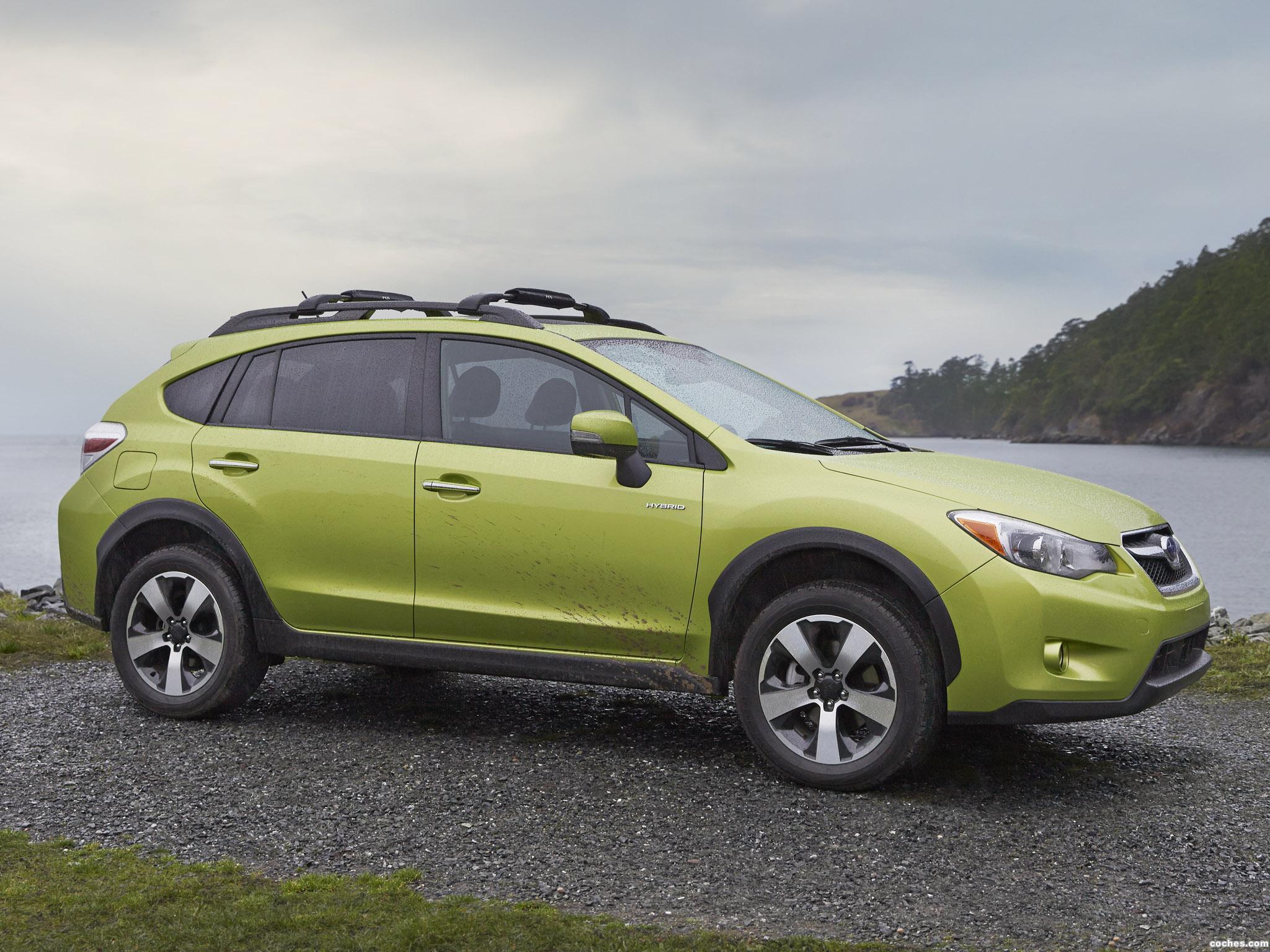Foto 8 de Subaru XV Crosstrek Hybrid 2013