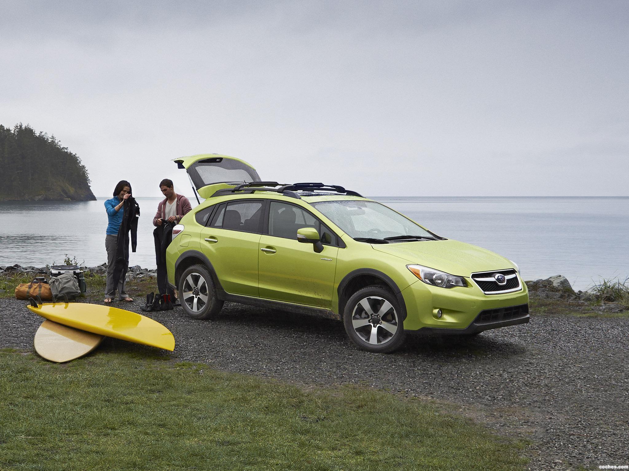 Foto 6 de Subaru XV Crosstrek Hybrid 2013