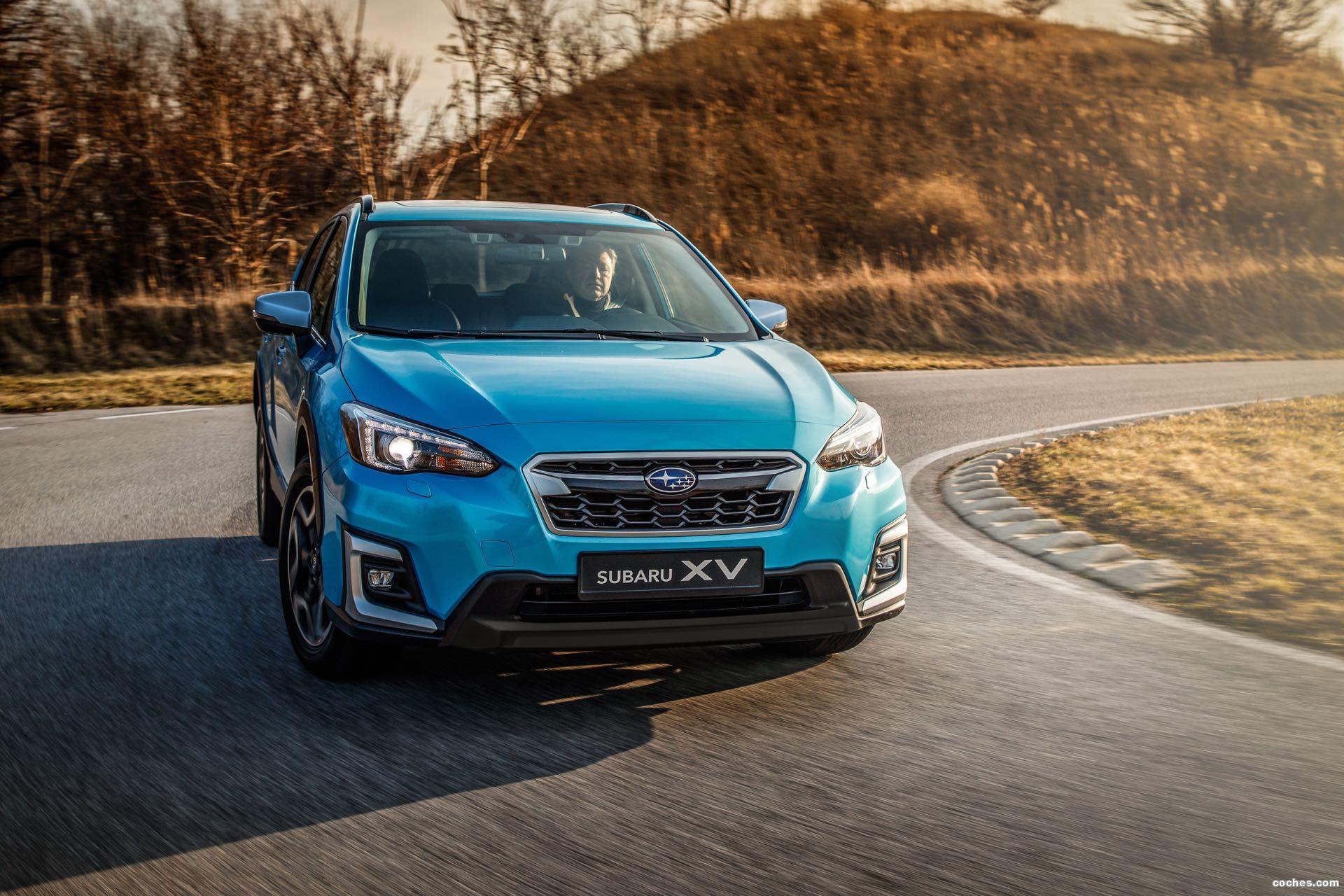 Foto 0 de Subaru XV Hybrid 2019