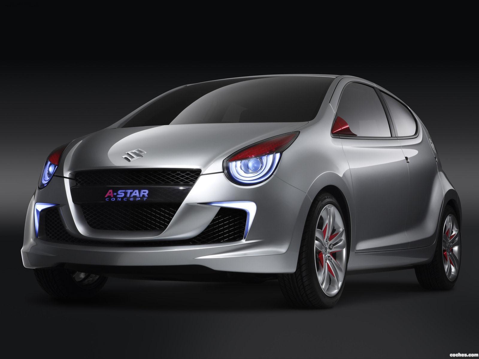 Foto 0 de Suzuki A-Star Concept 2008