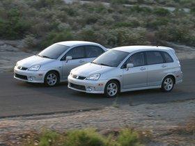 Ver foto 4 de Suzuki Aerio SX Sedan USA 2001