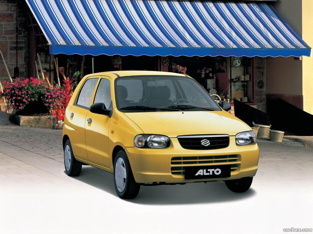 Foto 0 de Suzuki Alto 1998