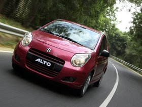 Ver foto 9 de Suzuki Alto 5 puertas 2009