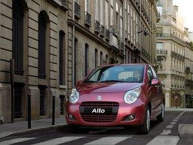 Ver foto 15 de Suzuki Alto 5 puertas 2009