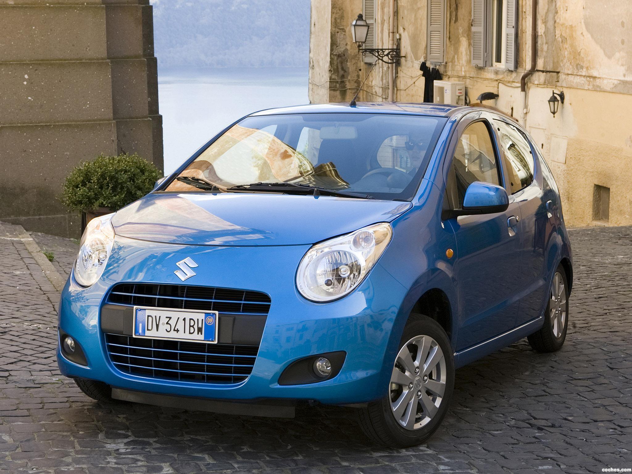 Foto 0 de Suzuki Alto 5 puertas 2009
