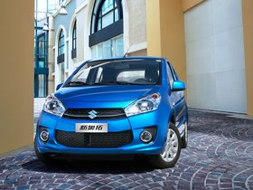 Fotos de Suzuki Alto China 2012