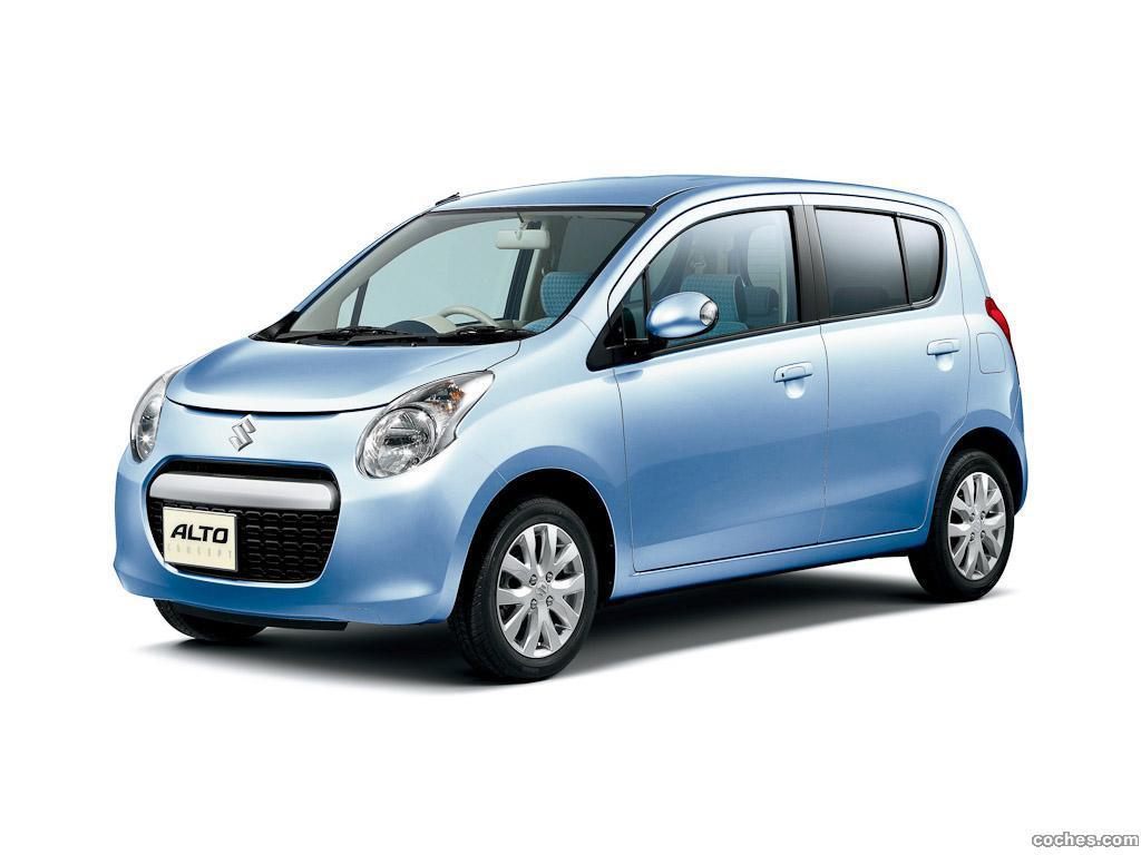 Foto 0 de Suzuki Alto Concept 2009