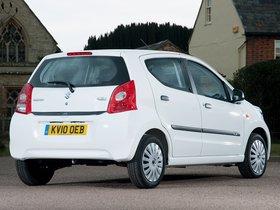 Ver foto 2 de Suzuki SZ-L UK 2010