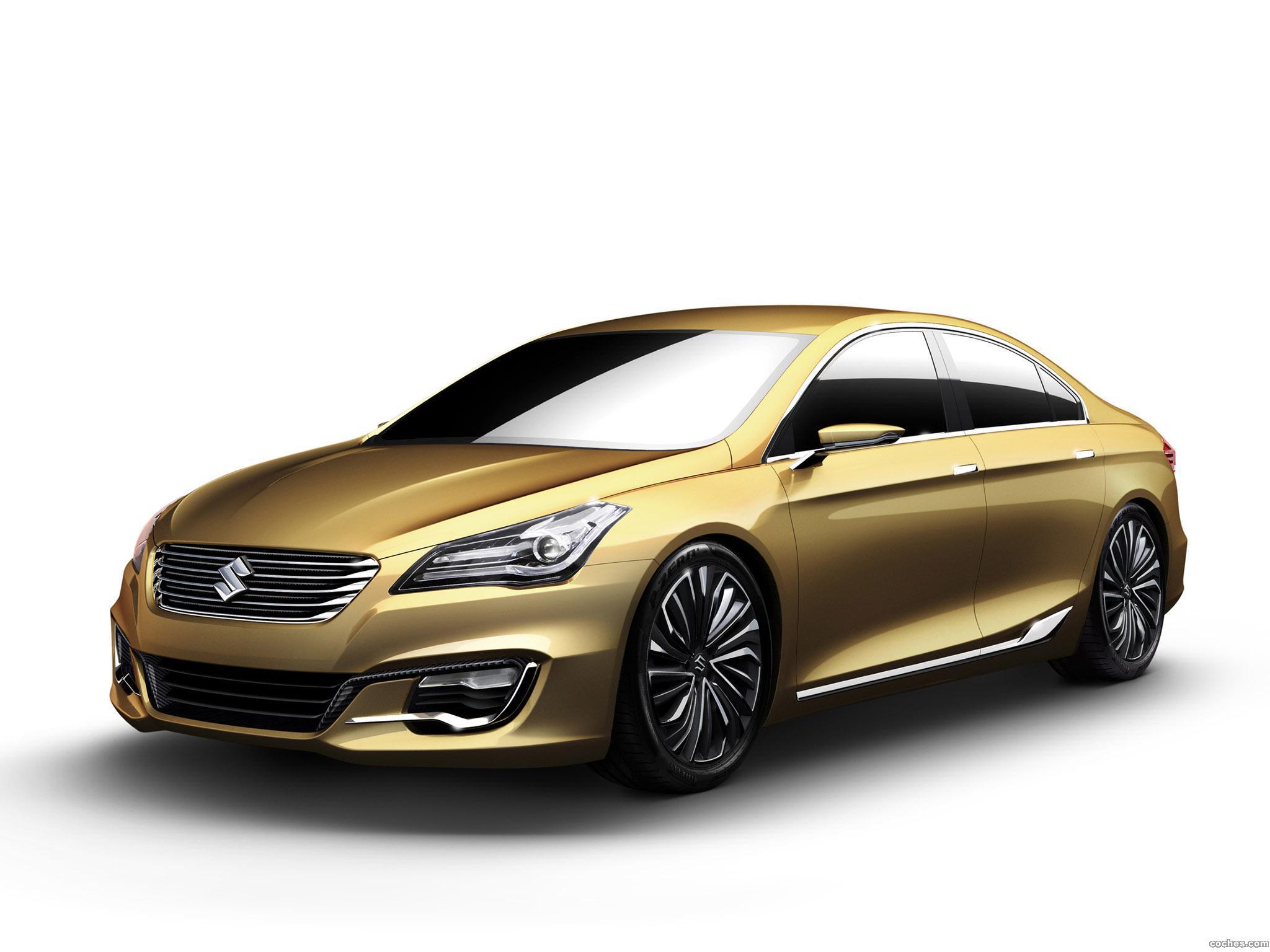 Foto 0 de Suzuki Authentics Concept 2013