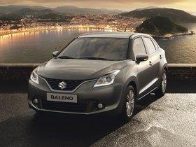 Ver foto 1 de Suzuki Baleno 2015