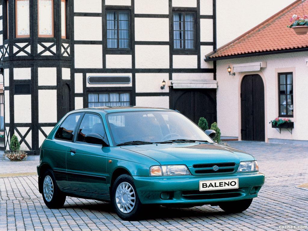 Foto 0 de Suzuki Baleno Hatchback 1995