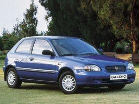 Ver foto 1 de Suzuki Baleno Hatchback 1999