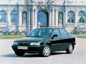Ver foto 3 de Suzuki Baleno Sedan 1995