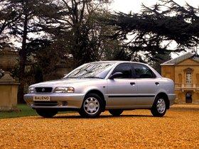 Fotos de Suzuki Baleno Sedan 1995