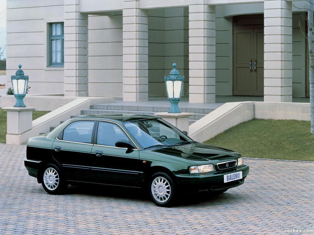 Foto 1 de Suzuki Baleno Sedan 1995