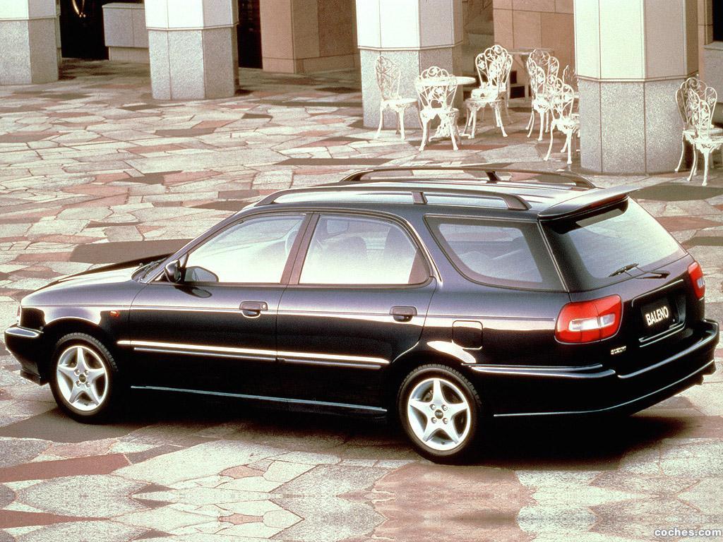 Foto 1 de Suzuki Baleno Wagon 1996